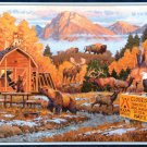 Closed for the Season - 500 piece SunsOut puzzle - for Ages 12+