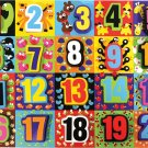 Jumbo Numbers Chunky - 20 piece Melissa & Doug puzzle - Ages 3+