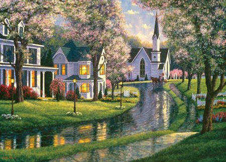 Season of Hope - 3,000 piece MasterPieces puzzle - for Ages 12+