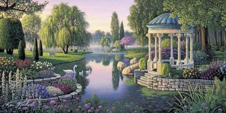 Secret Garden - 1000 piece MasterPieces puzzle - for Ages 12+
