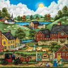 A Roadside Stop - 500 piece MasterPieces jigsaw puzzle - for Ages 12+