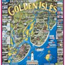 Golden Isles, Georgia  - 1,000 piece White Mountain puzzle - for Ages 12+