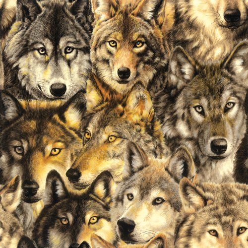 Pack of Wolves - 500 piece SunsOut puzzle - for Ages 12+