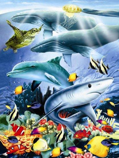 Ocean View - 300 piece SunsOut puzzle - for Ages 8+