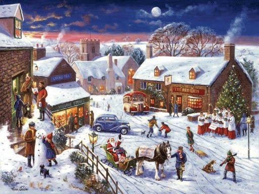 Christmas Appeal - 1,000 piece SunsOut puzzle - for Ages 12+