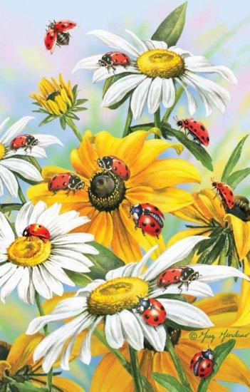 Lady Bug Retreat - 1,000 piece SunsOut puzzle - for Ages 12+
