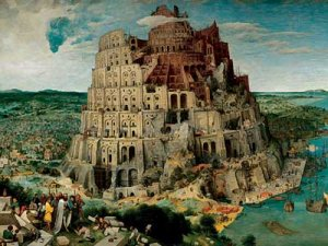 The Tower of Babel - 5,000 piece Ravensburger puzzle - for Ages 12+