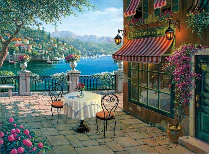 Bellagio Memories - 1000 piece puzzle - for Ages 12+