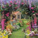 Cottage Garden - 300 Large Piece Ravensubrger jigsaw puzzle - NEW