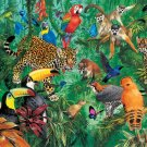 Jungle - 300 piece Ravensburger puzzle - for Ages 9+