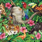 Tropical Friends - 60 piece Ravensburger puzzle - for Ages 4+