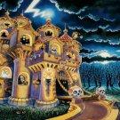 Haunted Castle - 100 piece SunsOut puzzle - for Ages 6+