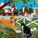 Playful Pets - 30 piece Melissa & Doug jigsaw puzzle - for Ages 3+