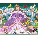 Woodland Princess - 24 piece Melissa & Doug puzzle - Ages 3+