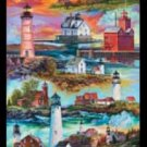 Lighthouse Gallery - Bridge Playing Cards - NEW