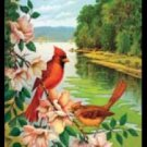 Red Birds - Bridge Playing Cards - NEW