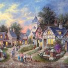 Twilight Village - 1,000 Large Piece SunsOut puzzle - for Ages 12+