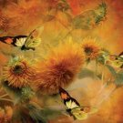 Butterflies & Sunflowers - 1,000 Large Piece SunsOut puzzle - for Ages 12+