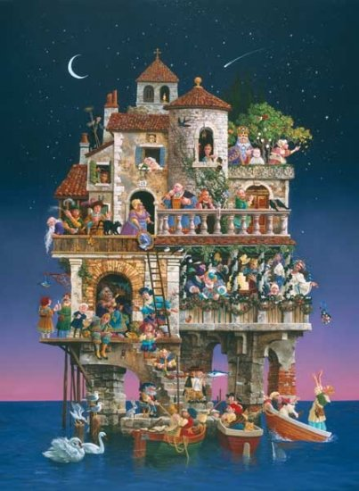 Superstitions - 1,500 piece SunsOut puzzle - for Ages 12+