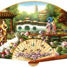 Japanese Garden - 1,000 piece Shaped SunsOut puzzle - for Ages 12+