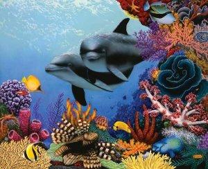 Sea Gems - 1,500 piece SunsOut puzzle - for Ages 12+