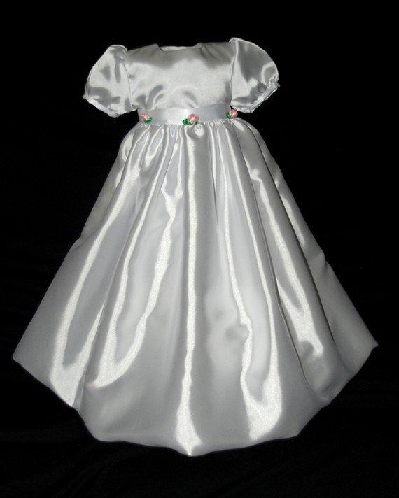 Jill Handmade Christening Gown 0-3 Months