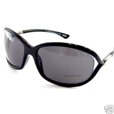 TOM FORD Jennifer Sunglasses TF 8 199 Black