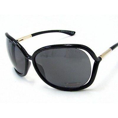 TOM FORD Raquel Sunglasses TF 76 B5 Black