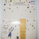 Girl Star Letter Set