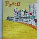 12 Design Paris Letter Pad