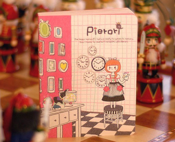 Pierori Journal Diary Planner