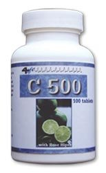 C-500 Delayed Release 500 mg (100 tablete)