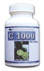 C-1000 Delayed Release 1000 mg (100 tablete)