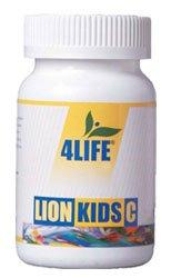 Lion Kids C Vitamin Chewable 75 mg (90 tablete)