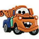 Tow Mater from Cars Shoe Charm Croc Decoration Set of 2