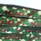 Camouflage Shoelaces, Army Green Military Shoelaces