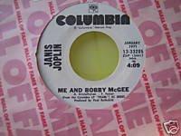 Janis Joplin 7in Single Columbia