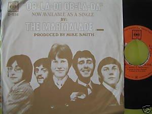 The Marmalade 7in Single CBS Spore
