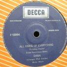 Dana 7in Single Decca Singapore