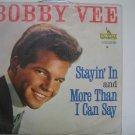 Bobby Vee 7in Single Liberty