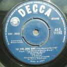 Tsai Chin 7in Single Decca