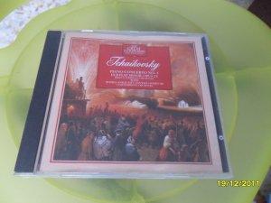 Tchaikovsky Piano Concerto no. 1 music CD