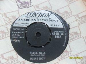 Duane Eddy 7in Single London