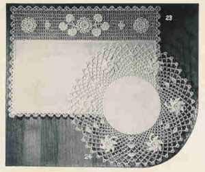 Irish Doily Patterns