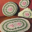 Rose Pad Set Patterns