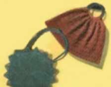 Lucky Star Bag and Bracelet Bag Patterns