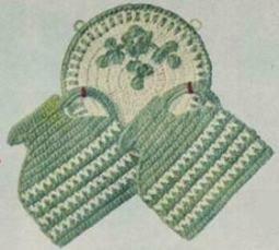 Jugs on a Rack Pattern