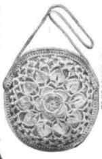 Irish Lace Purse Pattern