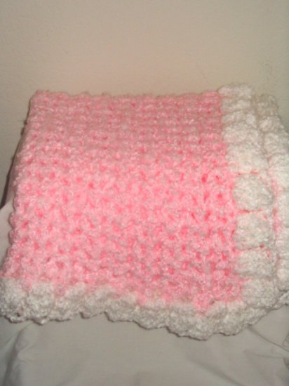 Baby Girl Simple Blankie