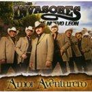 Los Invasores de Nuevo Leon - Amor Aventurero